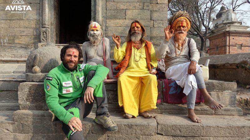 ¡Estamos en Kathmandú!