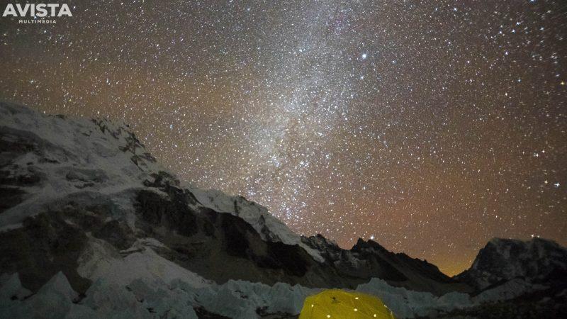Día a día en el Everest